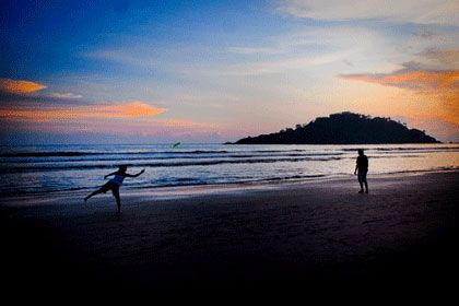 best beaches in Goa for honeymoon