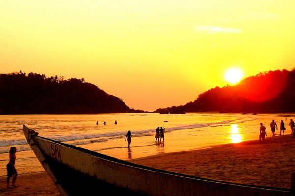 top 6 best beaches in goa for foreigners