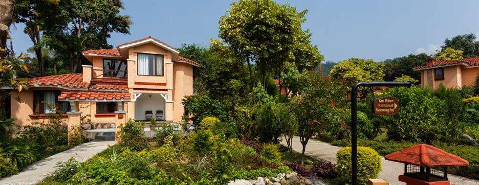 The Riverview Retreat - Corbett Resort