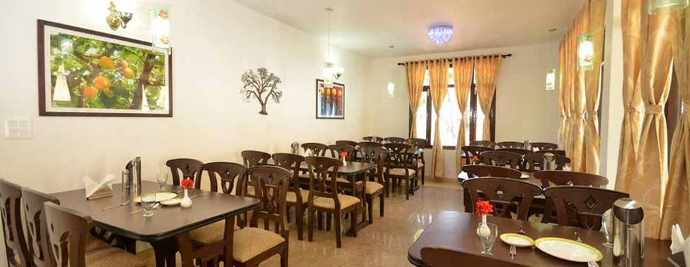 Green Oak Resort Mukteshwar