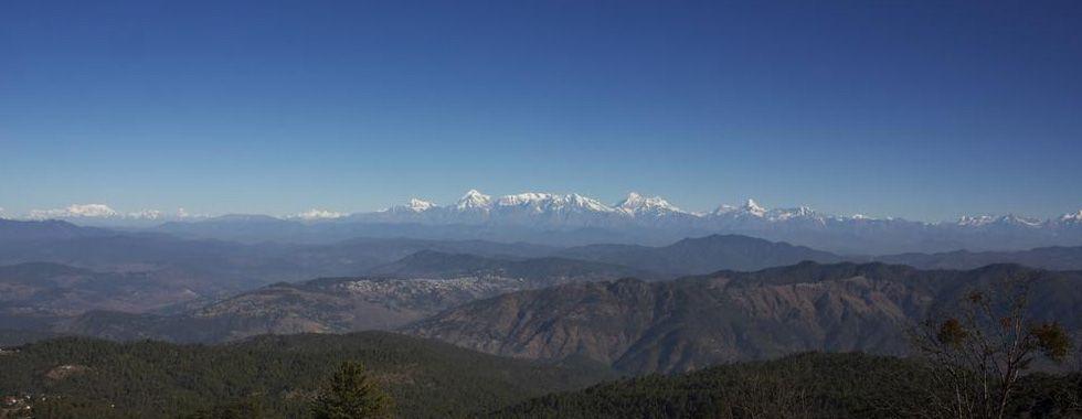 Mountain Trail Resort Mukteshwar