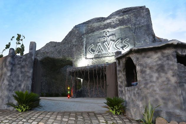 Brys Caves Resort, Corbett, hotel-resort-jim-corbett-national-park