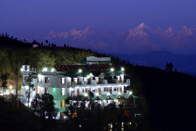 Green Oak Resort Mukteshwar, hotel-resort-mukteshwar