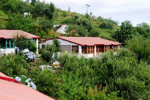 Mountain Trail Resort Mukteshwar, hotel-resort-mukteshwar