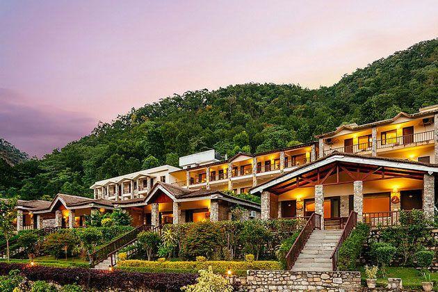 Corbett - Treetop Riverview, A Sterling Holidays Resort, hotel-resort-jim-corbett-national-park