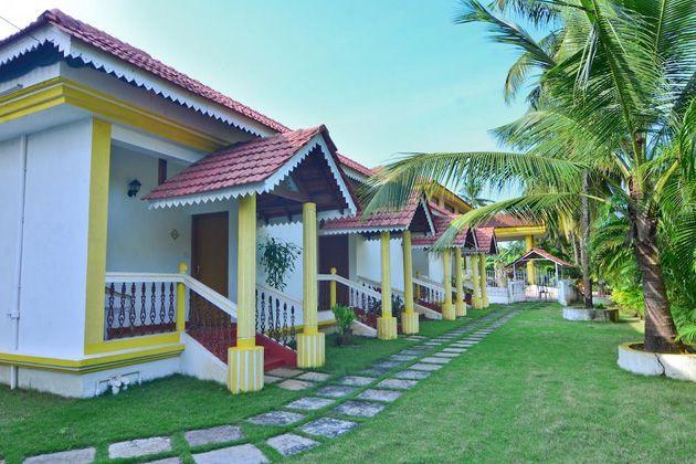 Spazio Leisure Resort, Goa