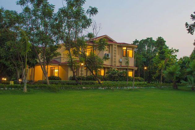 Nadiya Parao Resort, hotel-resort-jim-corbett-national-park