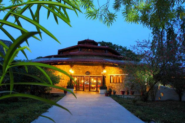 Infinity Resorts Corbett, hotel-resort-jim-corbett-national-park