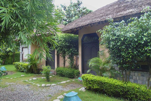 Corbett Machaan Resort, hotel-resort-jim-corbett-national-park